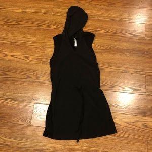 Fabletics hooded dress